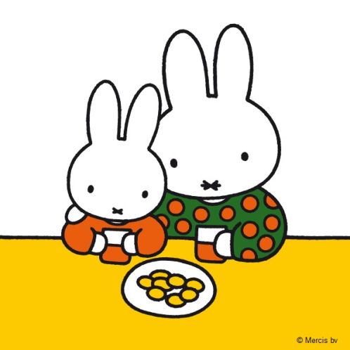 miffy carrot cake