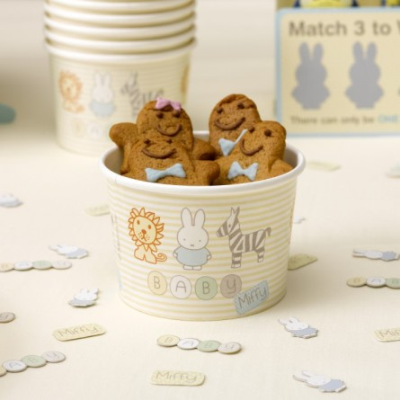 HRS 599424 Baby Miffy tubs 8 CR