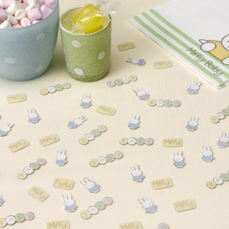 HRS 599455 Baby Miffy confetti 10 CR