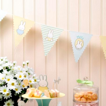 HRS 599479 Baby Miffy bunting CRLR