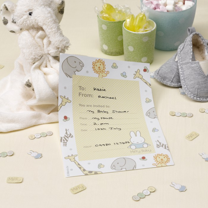miffy s guide to hosting a baby shower miffy blogs