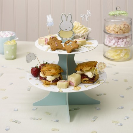 HRS 599554 Baby Miffy cake stand v4 CR