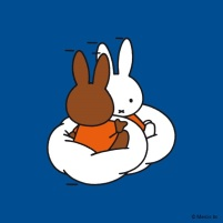 miffy and melanie on cloud 5