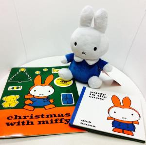 Miffy giveaway