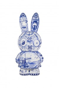 Blue Miffy by Hugo Kaagman
