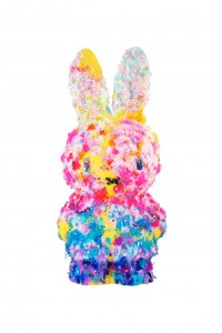 Colorful Rebellion - Harajuku Miffy by Sebastian Masuda