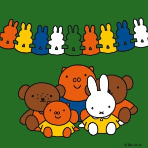 miffy and friends at aunt alice's party 4