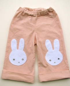 bunny trousers