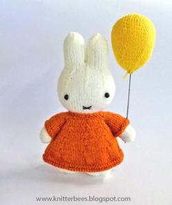 miffy knit