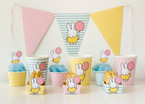 party miffy