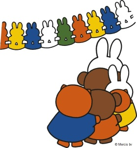 miffy and friends at aunt alice's party 5