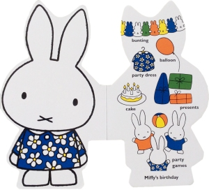 Miffy Word Book