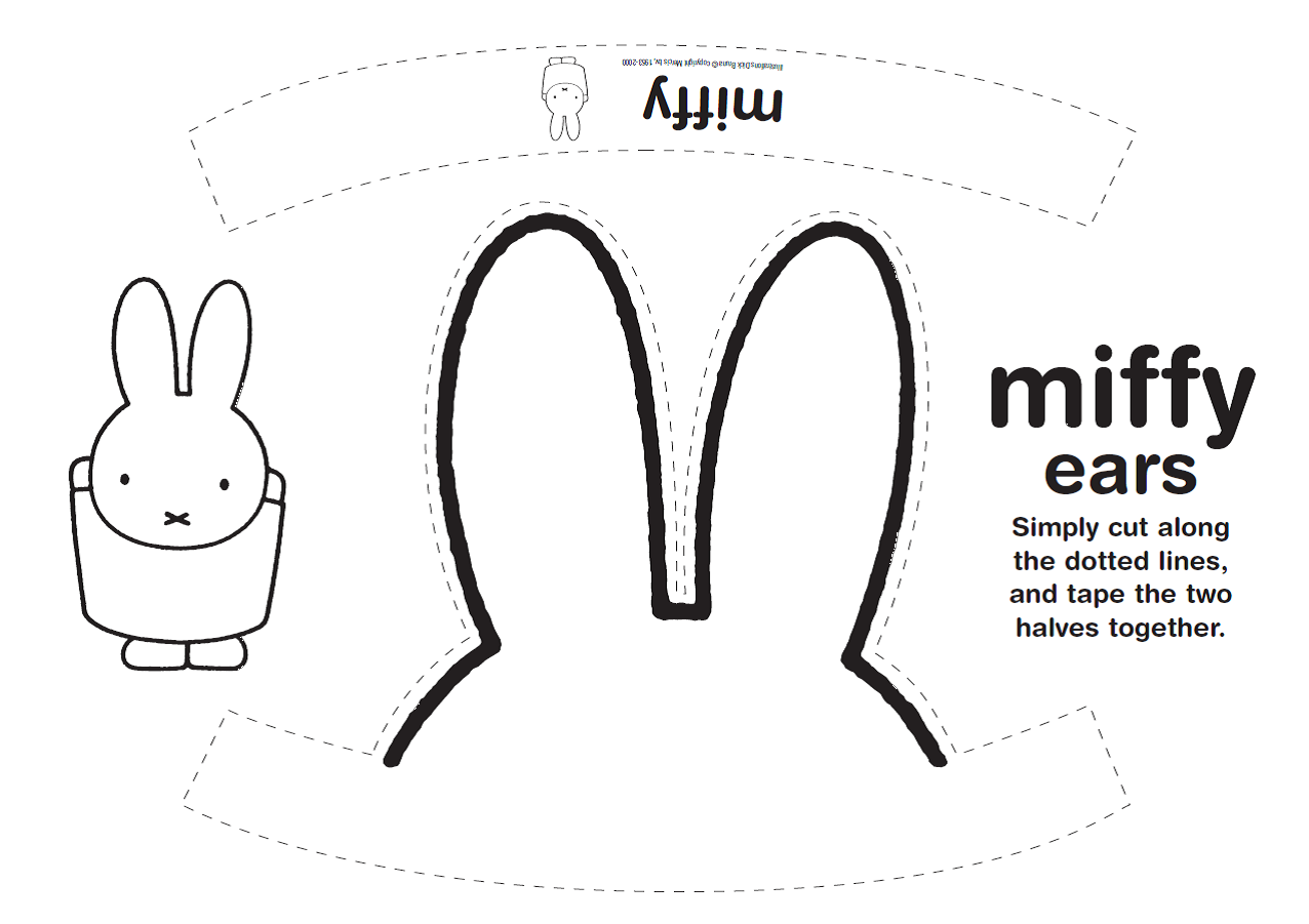 Miffy Ears Miffy Blogs