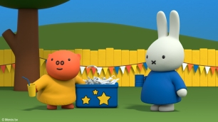 Miffy's Adventures on Tiny Pop 16