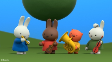 Miffy's Adventures on Tiny Pop 17