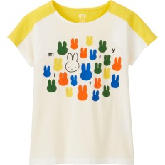 Miffy Tee Gallery UNIQLO, £7.90