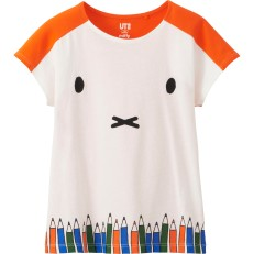 Miffy Tee UNIQLO, £7.90