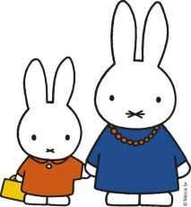 miffy and mother bunny