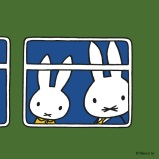 miffy with father bunny on the train 2
