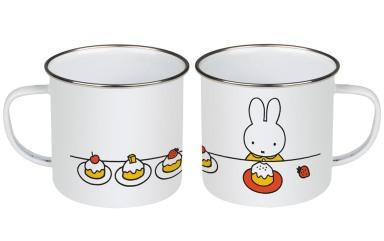 Enamel Miffy Mug