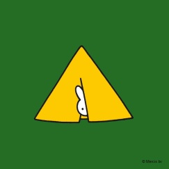 miffy in tent