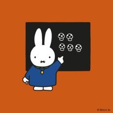 teacher at schoolboard
