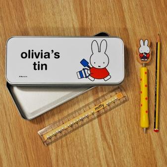 2. Olivia's Tin - DONE