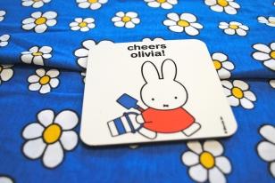 5. Olivia's Coaster - DONE