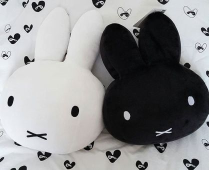 Miffy cushions
