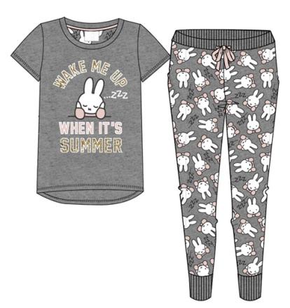 Miffy Primark PJ Gift Set