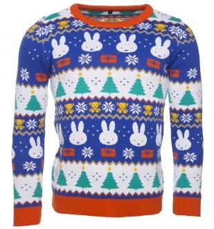 Unisex_Miffy_Fairisle_Knitted_Jumper £34_99