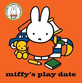 Miffy's Playdate, £7, miffyshop.co.uk
