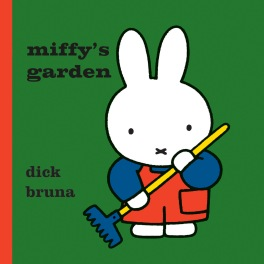 Miffy's Garden, £4.99, miffyshop.co.uk