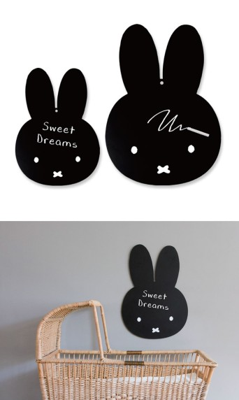 Miffy blackboard