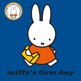 Miffy's First Day Sticker Book, £7, miffyshop.co.uk