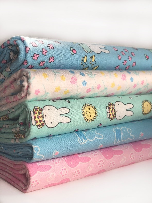 015cace4d57 Miffy Fabrics by The Craft Cotton Company | Miffy Blogs