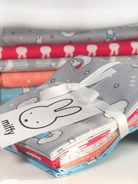 64fddda7bce An adorable new range of ten Miffy fabrics has been designed by The Craft  Cotton Company, just in time for Easter and spring.